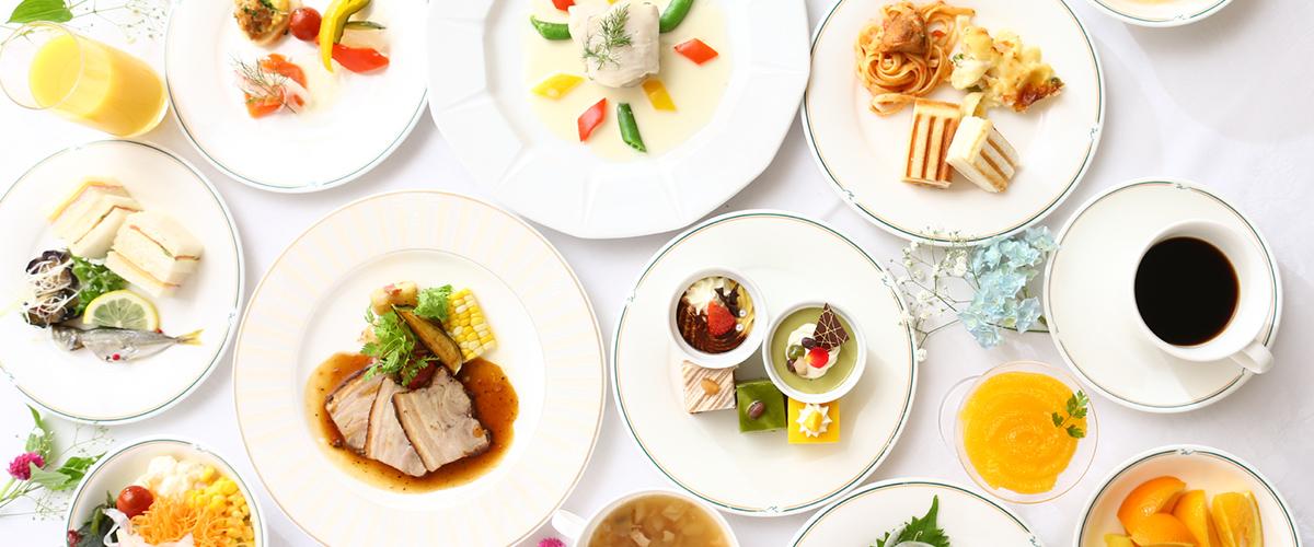 レストラン料理イメージ
