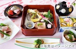 日本料理さくら『ホテルでお花見弁当』のイメージ