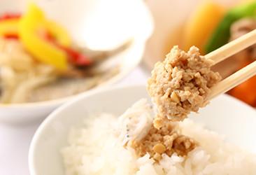 佐倉のおみそ「ヤマニ味噌」使用肉味噌