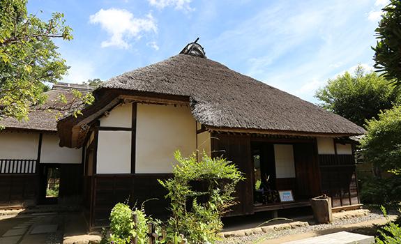 佐倉武家屋敷「旧河原家住宅」の画像